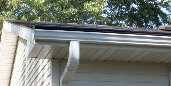A quality seamless gutters system
