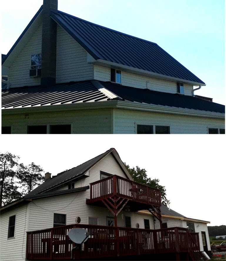 Metal Roofing Installation Amp Repair Bruce Andrews
