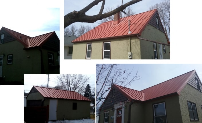 Professional Metal Roofing Bruce Andrews Seamless Gutters