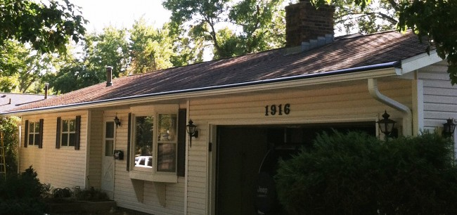 Gutter Protection System in Red Wing, MN