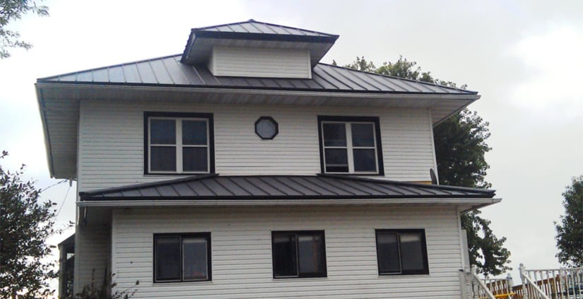 Standing Seam Metal Roofing Benefits And Advantages