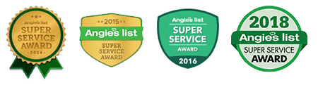 Angie's List Super Service Award s