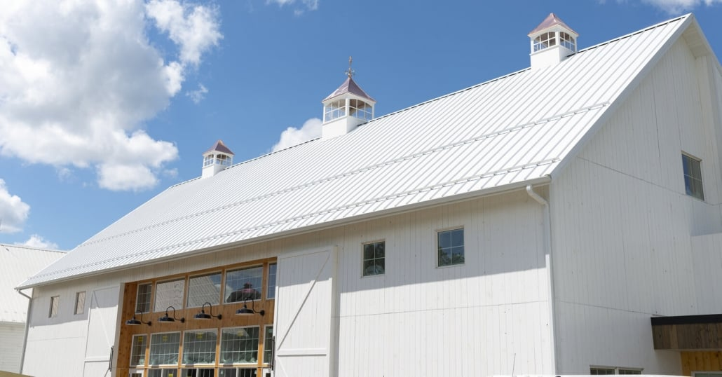 Bruce Andrews - Metal Roofing - Willow Brooke image of roof