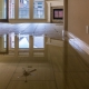 house indoor flooded with water
